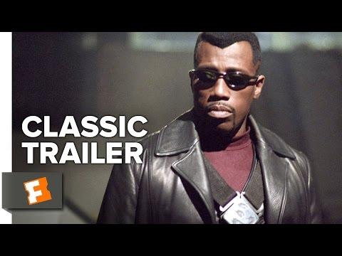 Blade: Trinity (2004) Official Trailer - Wesley Snipes, Ryan Reynolds Movie HD