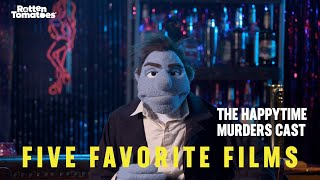 Five Favorite Films: The Puppets of 'The Happytime Murders' | Rotten Tomatoes