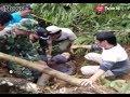 Video Amatir, Evakuasi Korban Selamat Tertimbun Tanah Longsor di Brebes - iNews Siang 22/02
