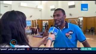 إفهموا بقى - الكابتن أحمد الكأس وسعيد العويران ودعمهم النفسي للأيتام في بطولة كأس العالم