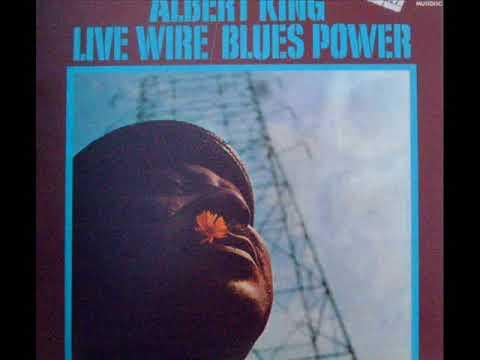 Albert King LIVE WIRE/BLUES POWER