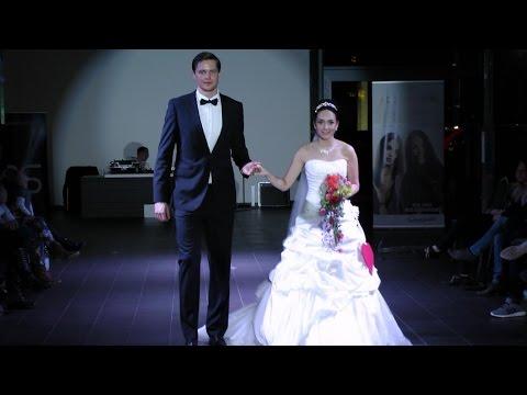 Brautmodenschau 2016 in Coburg prsentiert von