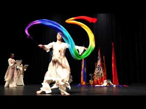 T E N  Graduation - Journal - Dance Ministry test