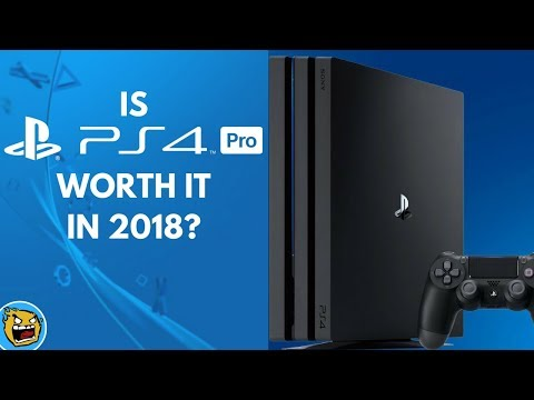 Should You Buy a PlayStation 4 Pro in 2018