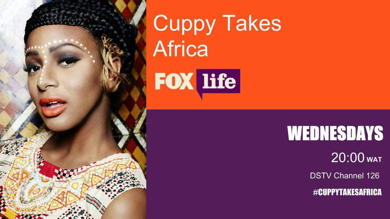 Cuppy Takes Africa Trailer- Fox Life Africa