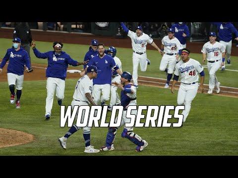 Download MLB   2020 World Series Highlights (TB vs LAD)