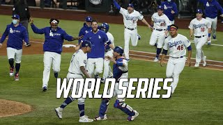 MLB | 2020 World Series Highlights (TB vs LAD)