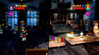 We Play Lego Harry Potter Years 1-4 - The Restricted Section Part 2