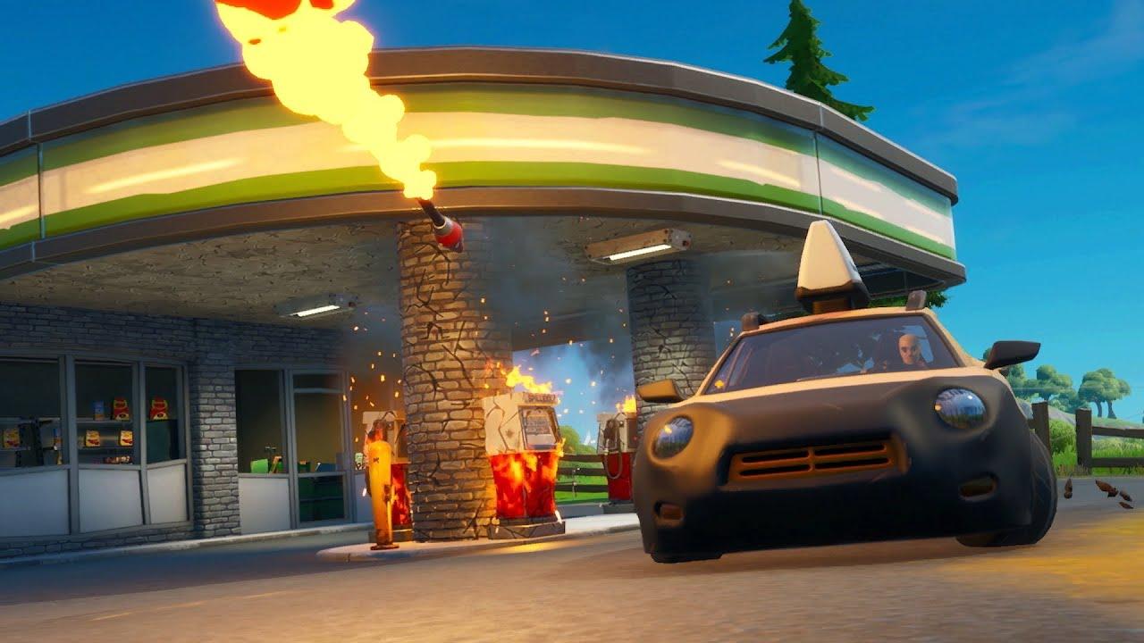 Fortnite Cars Trailer   Fortnite Battle Royale Chapter 2 Season 3