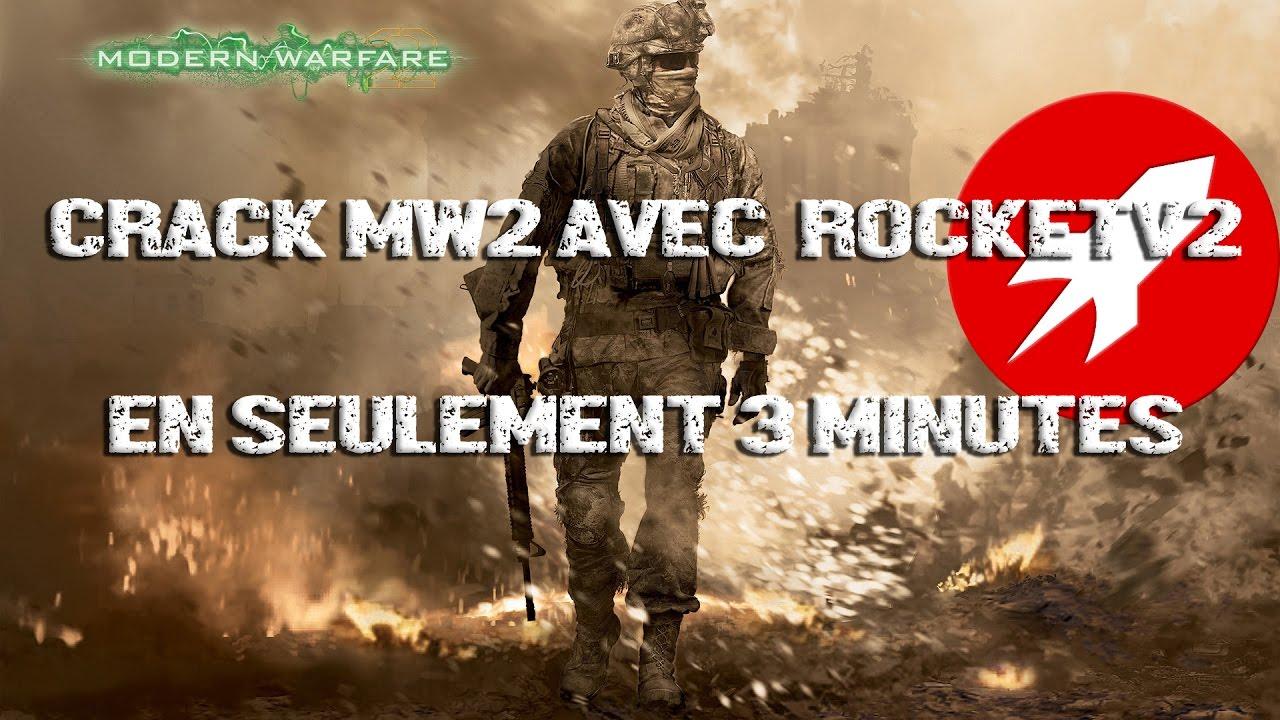 cod mw2 pc crack multijoueur
