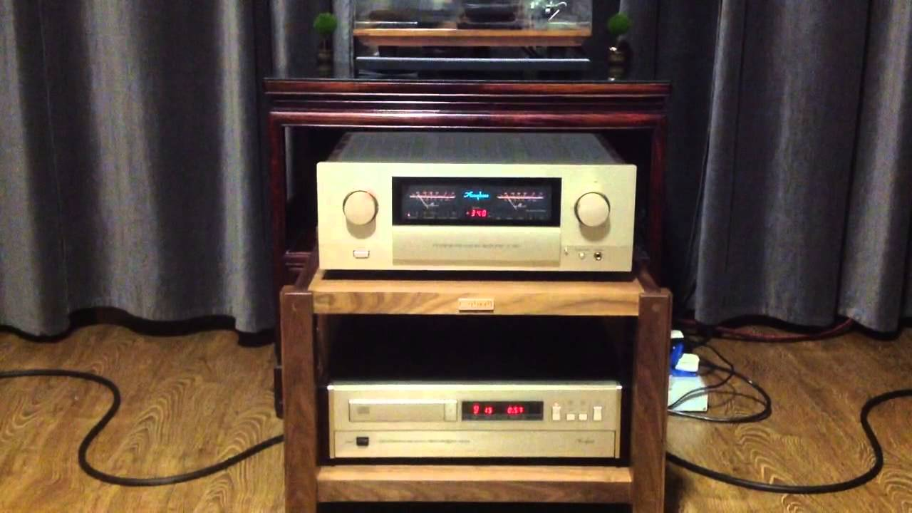 Amply Accuphase E 460