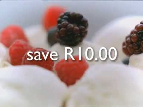 Woolworths ice cream & berries TVC