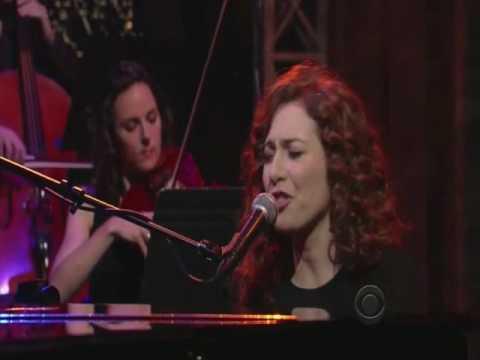 Regina Spektor Live At Late Show