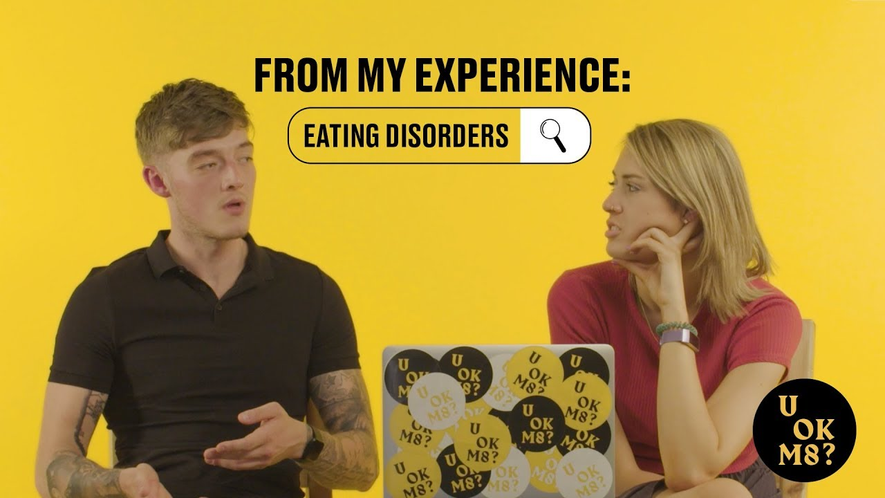 UOKM8? - From My Experience: Eating Disorders