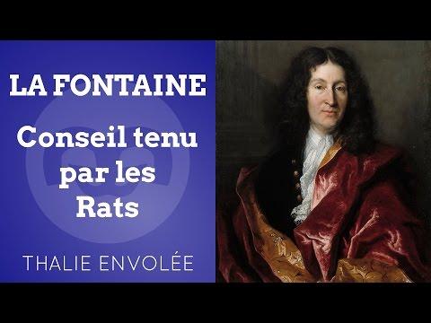 Conseil Tenu Par Les Rats - Jean De La Fontaine - Thalie Envolée (HD)