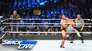The A-Lister tries to impress Shane McMahon in this impromptu tag t...