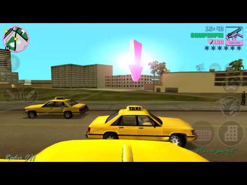 Grand Theft Auto Vice City IOS Ep 11 Boatyard And Kaufmans Cabs