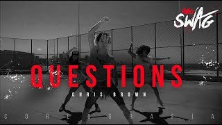 Questions  - Chris Brown | FitDance SWAG (Choreography) Dance Video