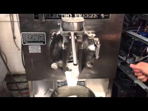 Electrofreeze ft-1 Batch Freezer Ice Cream Machine 35318 www.SlicesConcession.com