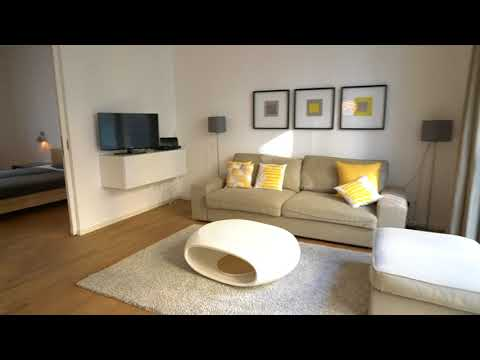 Stylish Furnished 2,5-Room Apartment for Rent in Berlin, Rykestr