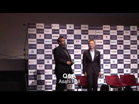 French Film Festival in Japan (2011) - Featurette