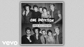 one direction   once in a lifetime audio