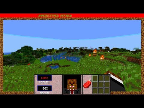 I FOUND A VERSION OF MINECRAFT FROM 25 YEARS AGO - MINECRAFT 3D 1994