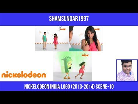 Nickelodeon India Logo (2013-2014) Scene-10