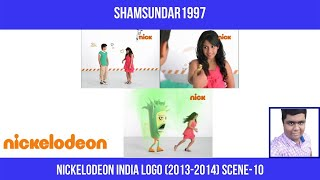 Nickelodeon India Logo (2013-2014) Scene-10