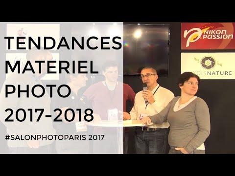 Salon de la Photo : la Matinale - tendances matériel photo 2018