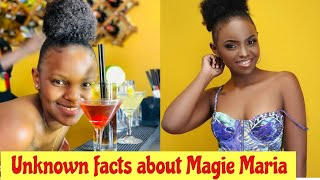 10 Unknown facts about Magie Maria Citizen TV #MariaCitizenTV #MagieMaria