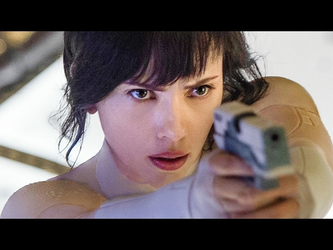 GHOST IN THE SHELL 'First 5 Minutes' Movie Clip + Trailer (2017)