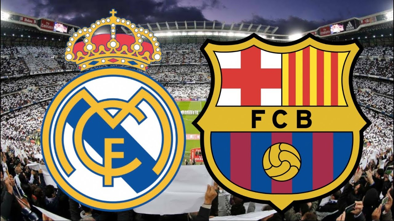 Real Madrid Vs Barcelona Copa Del Rey Semi Final 2019 El
