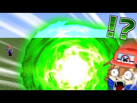 【マイクラ】カッコよくて最強のエネルギーガン使ってみた!?【ゆっくり実況】
