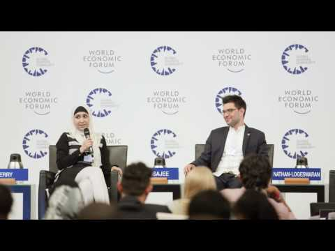 ACM 2016 Opening plenary – Millennial perspectives with Global Shapers