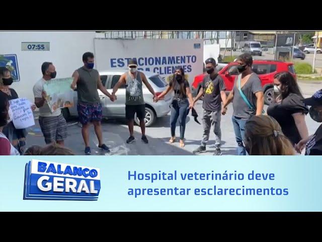 Denúncias: Hospital veterinário deve apresentar esclarecimentos à prefeitura