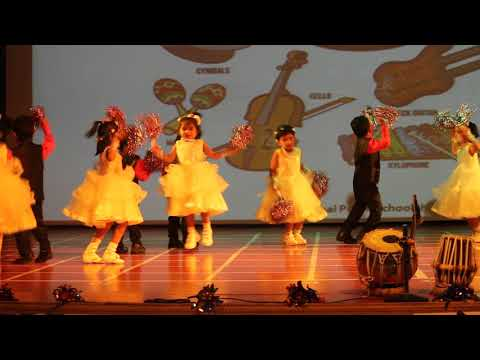 BGS NPS PP 1 D ANNUAL DAY 2018 DANCE