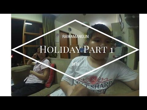 Holiday part 1 (Mrs. Opung)