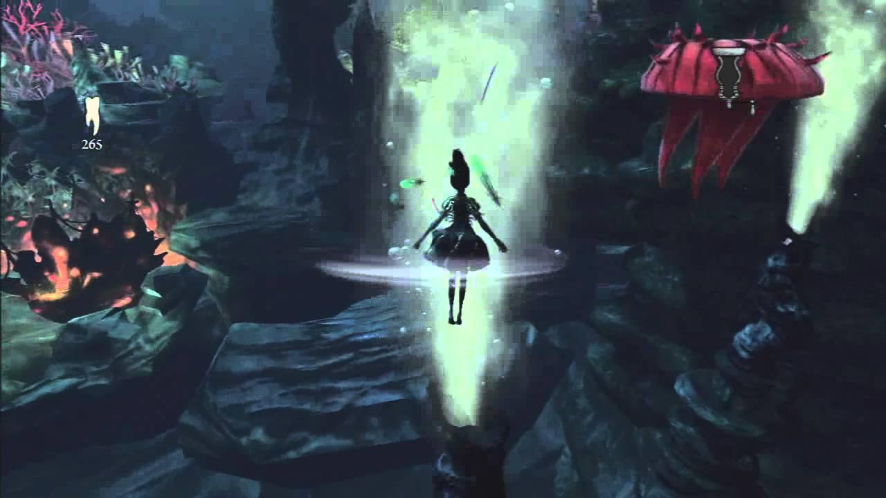 Alice Madness Returns Walkthrough Chapter 2 alice madness returns walkthrough part 07 (chapter 2)