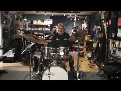 How To Set Up Your Drum Set. - Gelb Music Drum Education