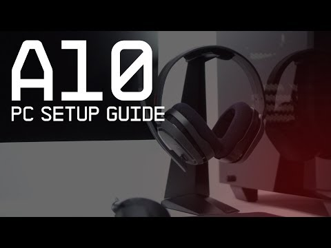A10 Gaming Headset PC/MAC Setup Guide || ASTRO Gaming
