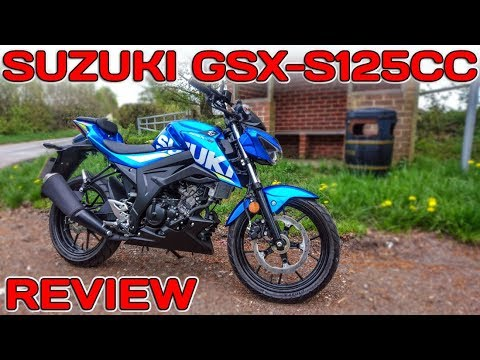 Suzuki GSX-S125 Review! - Little bike, BIG BIKE FEEL?