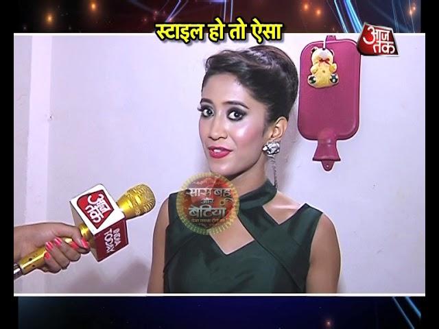 Shivangi Joshi aka Nairas Style Statement!