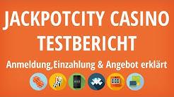 Jackpotcity Casino Testbericht: Anmeldung & Einzahlung erklärt [4K]
