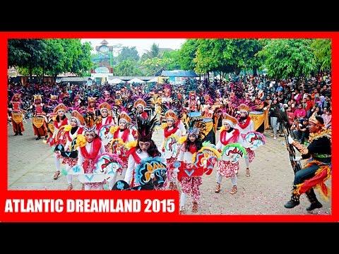 DRUMBLEK ( Atlantic Dreamland Salatiga 2015 ) - Sakral Percussion