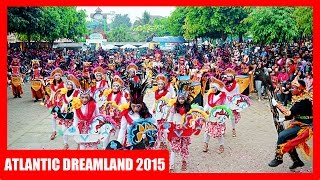 DRUMBLEK ( Atlantic Dreamland Salatiga 2015 ) - Sakral Percussion