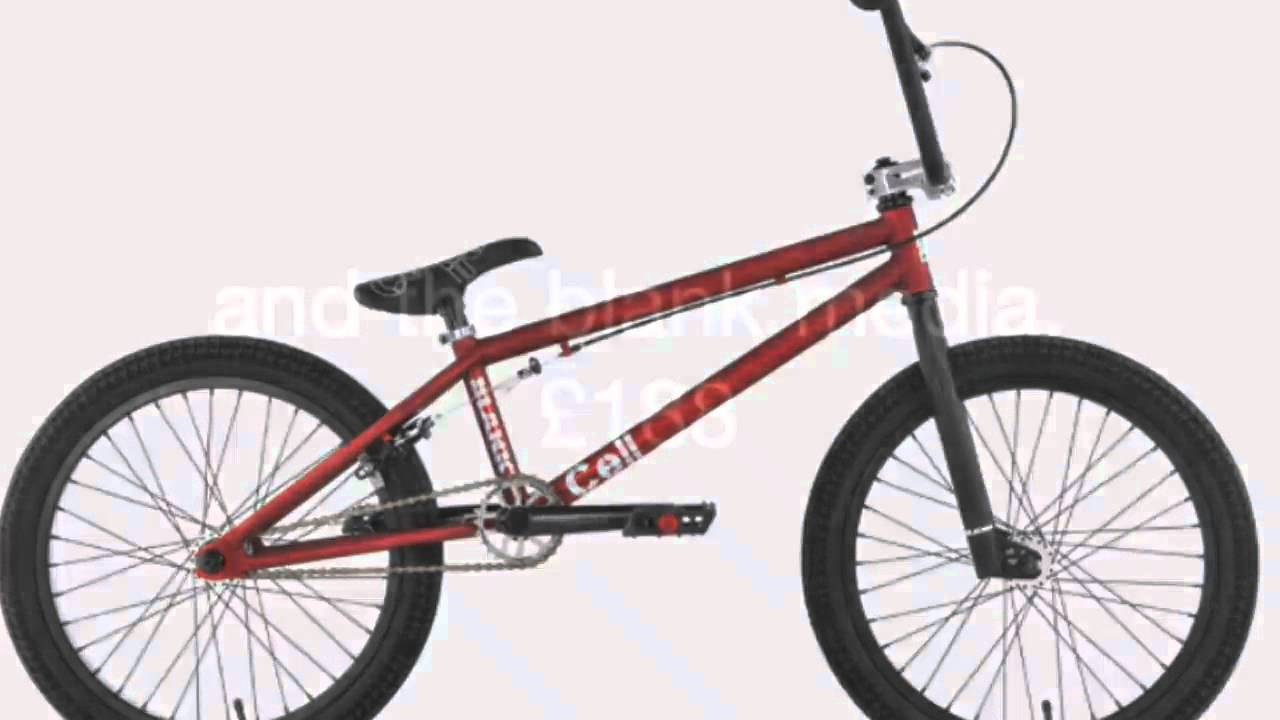 What blank bmx should I get    - YouTube 8c391a44a