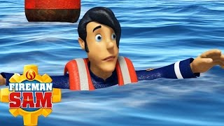 Fireman Sam US NEW Episodes 2017 | Lost int the Caves! |  Cartoons for Children