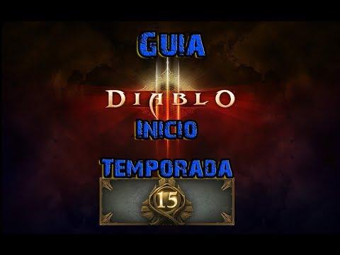 Diablo 3 Guía y Consejos de inicio de Temporada 15
