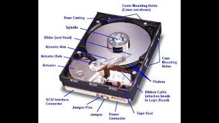Computer Hardware class!!!What Is a Hard Drive? Types, Function,Definition and Practical Explanation
